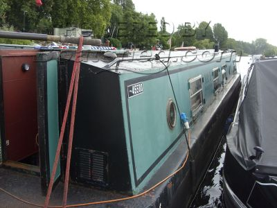 Narrowboat Springer 45ft Cruiser Stern