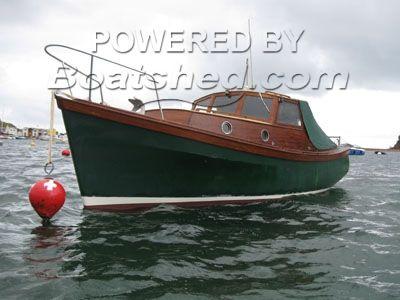 Treeve 21 Fishing Boat
