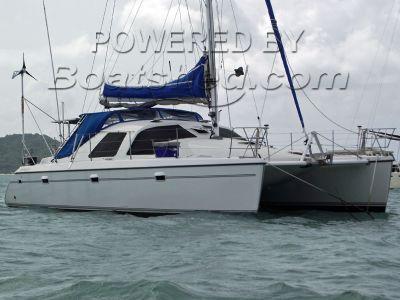 Privilege 37 Catamaran