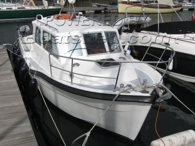 Mitchell 28 Sea Warrior Extended Wheelhouse