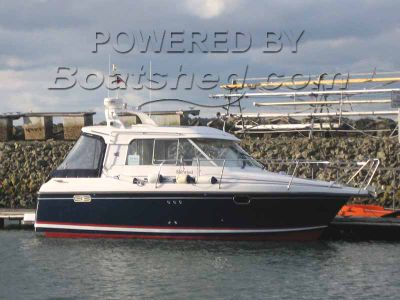 Nimbus 280 Coupe Economical and Low Airdraft