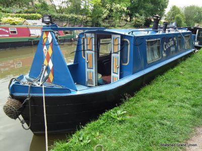 Narrowboat 30ft Springer