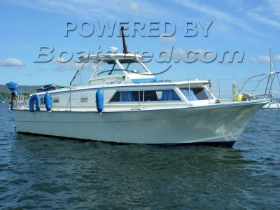 Cobra 330 Off Shore Cruiser
