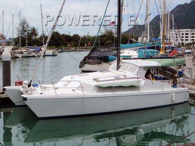 Prout Snowgoose 37 Elite Catamaran