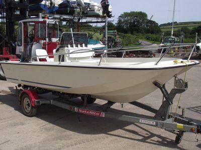 Wahoo 1850 Offshore