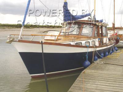 Nauticat 33 MK I