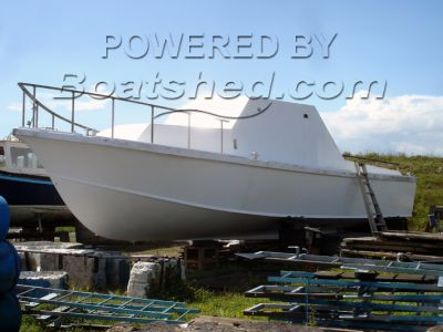 Project 36 Motor Cruiser Fishing Cruiser