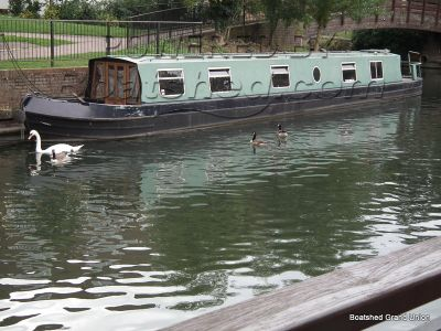 Narrowboat 62ft Cruiser Stern - Project