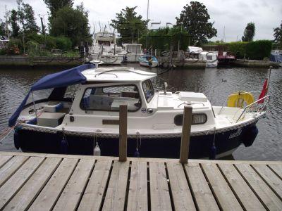 Hardy 537 Motor sailer
