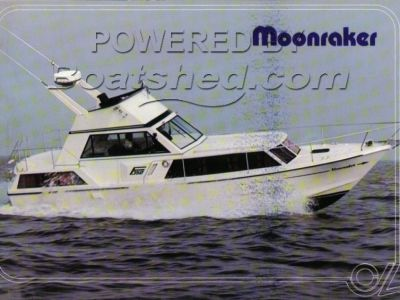 Moonraker 36 Complete mould and tools