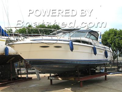 Sea Ray 340 Express Cruiser - Project Boat