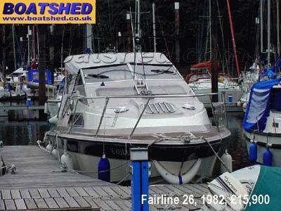 Fairline Sports Cruiser