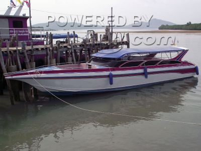 Wooden  Passenger Ferry 47' Fast tour boat