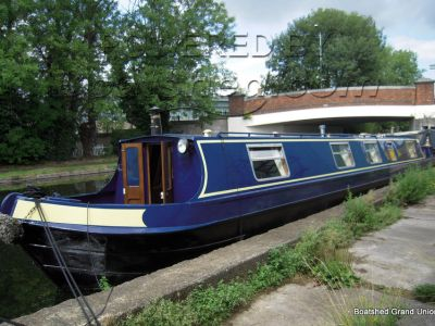 Narrowboat 50ft Calcutt Boats New Fit Out