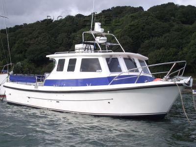 Lyme Boats Limited Vigilante 33
