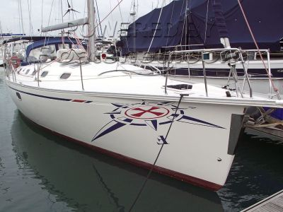 GibSea 43 Sloop