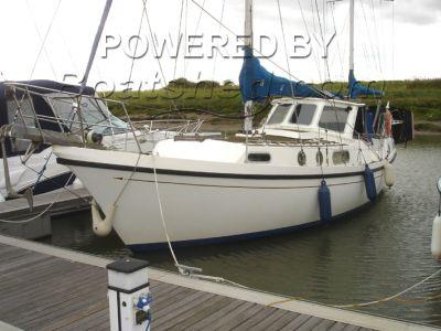 Macwester Seaforth Ketch - Motor Sailer