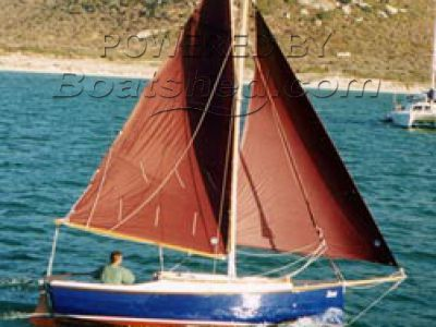 Honnor Marine Cape Cutter 19