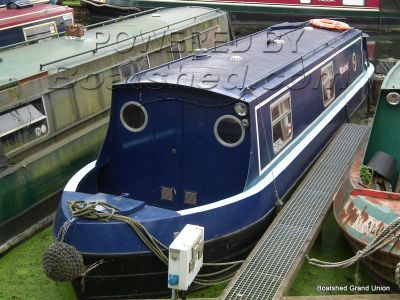 Narrowboat 35ft Cruiser Stern