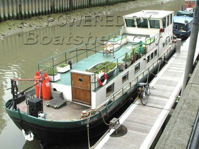 Dutch Barge 20m