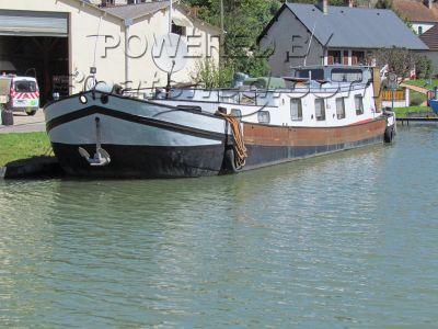 Dutch Barge 20m Live aboard/bateau logement