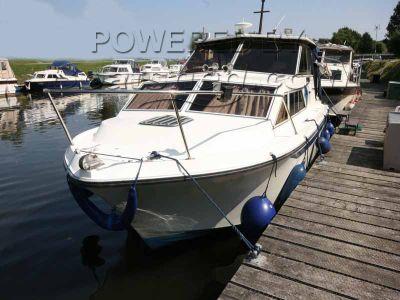 Princess 25 River and Estuary Boat