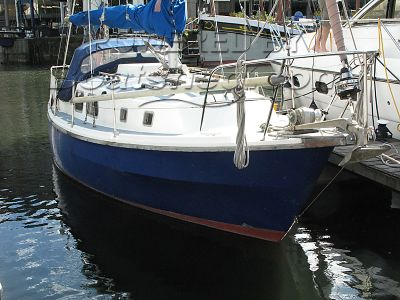 Westerly Renown ketch