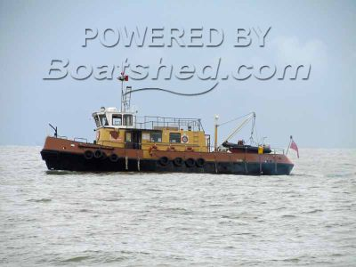 Pilot Boat 60 Tug