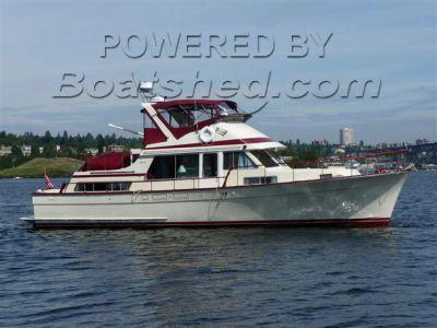 Tollycraft 48 Cockpit Motor Yacht Twin Diesel