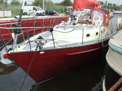 Barens Seatrader 40 Ketch