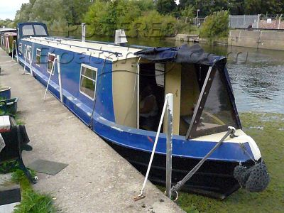 Narrowboat 57ft