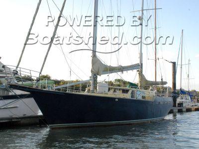 Lodestar 60' Steel Yacht
