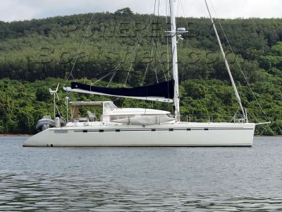 Fountaine Pajot Marquises 60  Catamaran