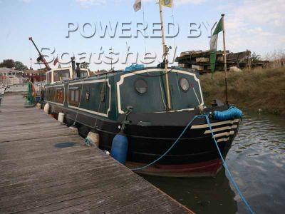 Wide Beam Barge Harborough Marine Coastal Barge