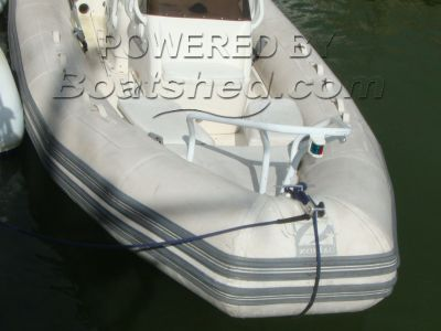 Zodiac rigid inflatable boat Hurricane