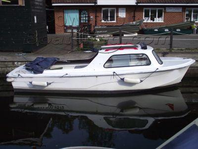 Seamaster 17 GRP Day boat