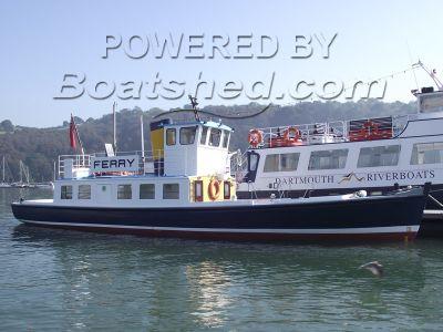 Passenger Vessel Ferry Class V