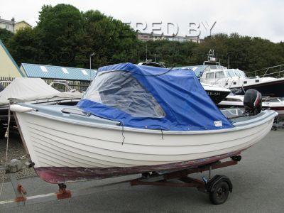 Arran 16 Fishing Boat