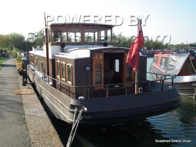 Replica Dutch Barge 50ft Live-aboard,