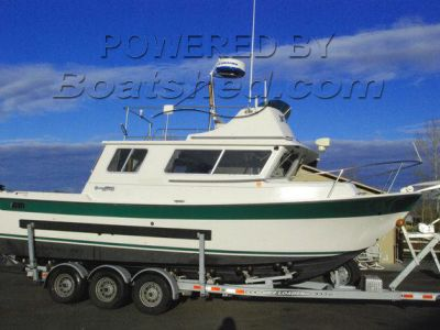 Sea Sport Navigator 2700 Flybridge