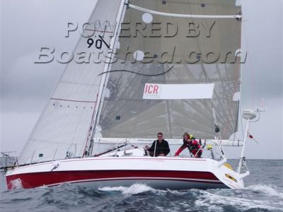 Custom Racing Yacht 35