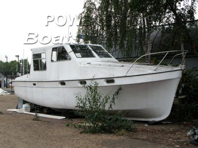 Colvic 32 PROJECT river cruiser