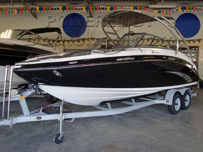 Yamaha 242 Limited S Water jet
