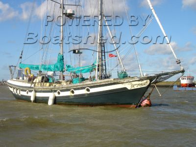 Ferro Cement Schooner 43ft