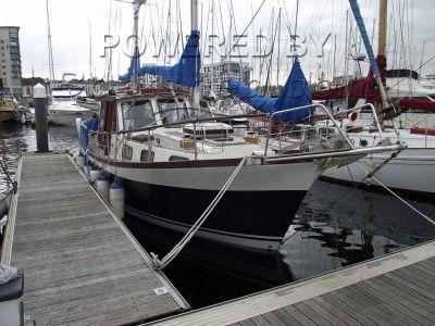 Nauticat 33 Motor Sailer Delux