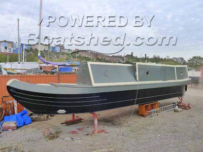 Narrowboat 43ft Tug style