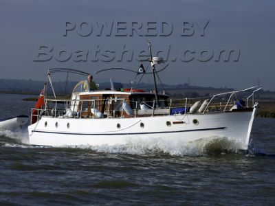 Motor Yacht Twin Screw 43ft TSDMY