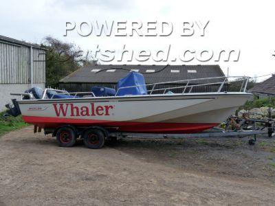 Boston Whaler 22 Outrage