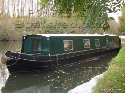 Narrowboat 58ft Cruiser Stern, New Fit Out
