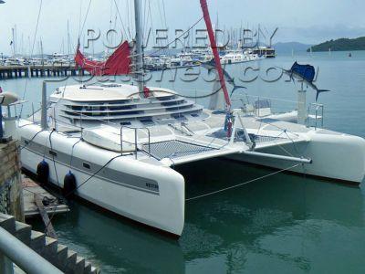 Schionning Wilderness 1500X Fast Cruising Catamaran